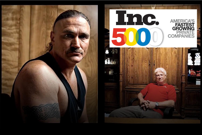 2011 - INC. Magazine - Fastest growing 5000 companies