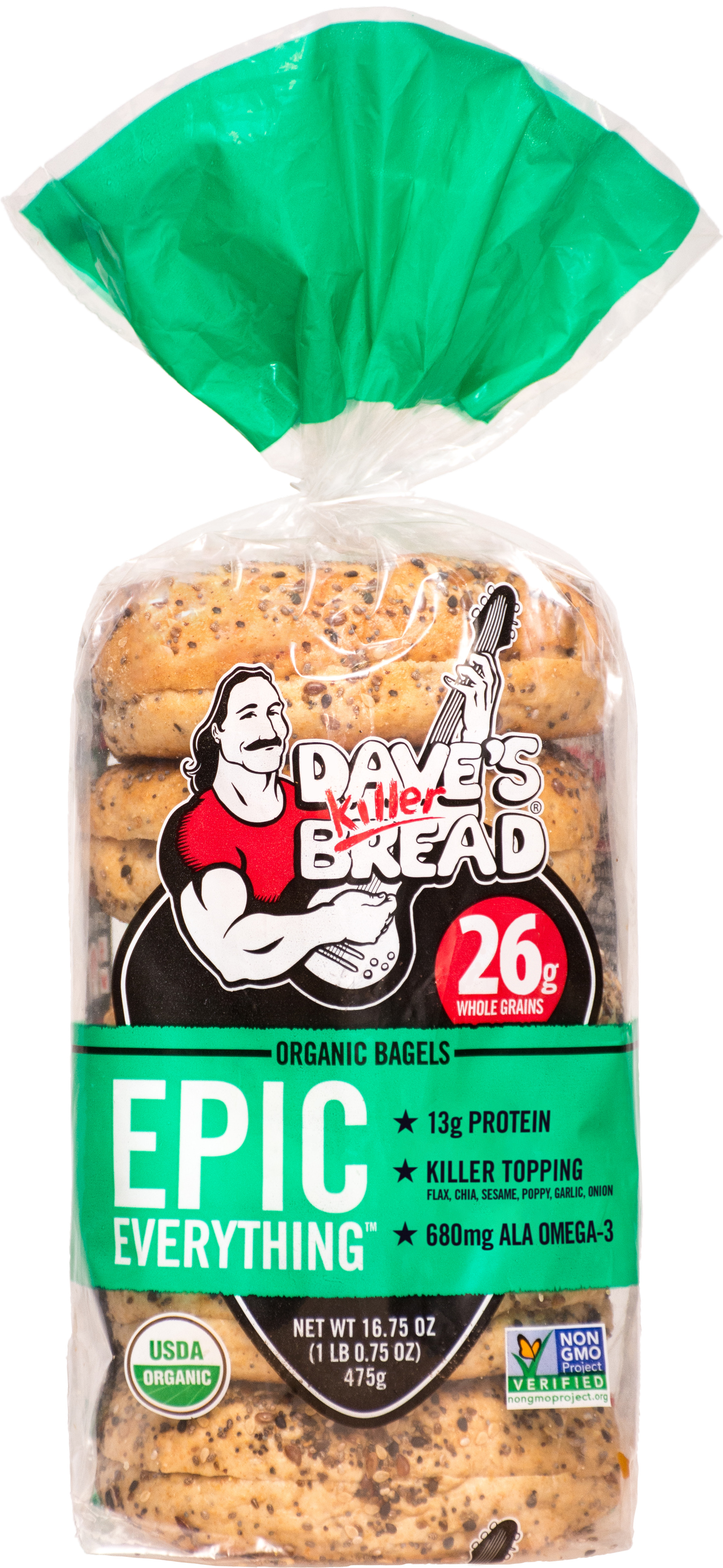 Epic Everything® Bagels