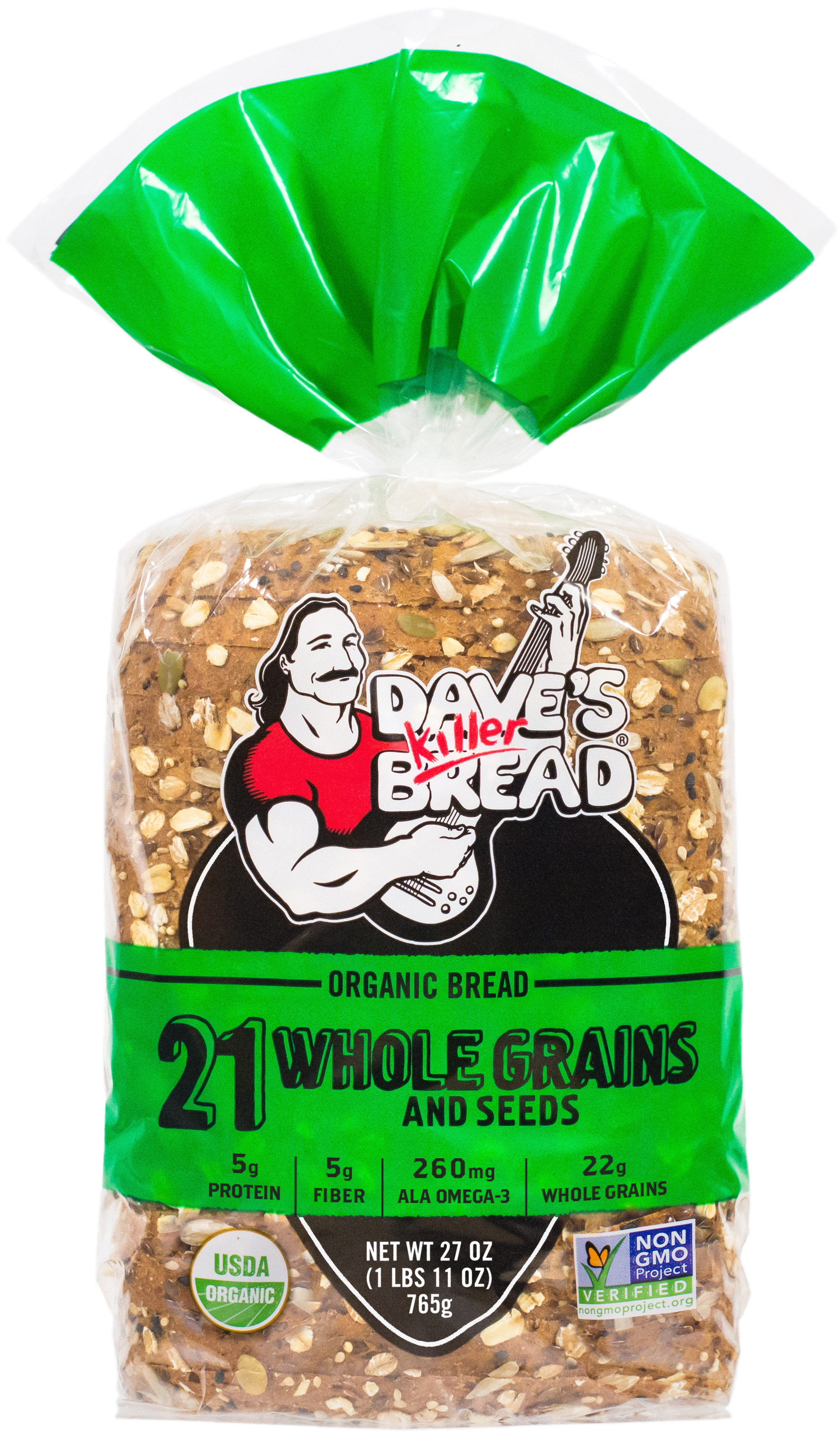 21 Whole Grains and Seeds