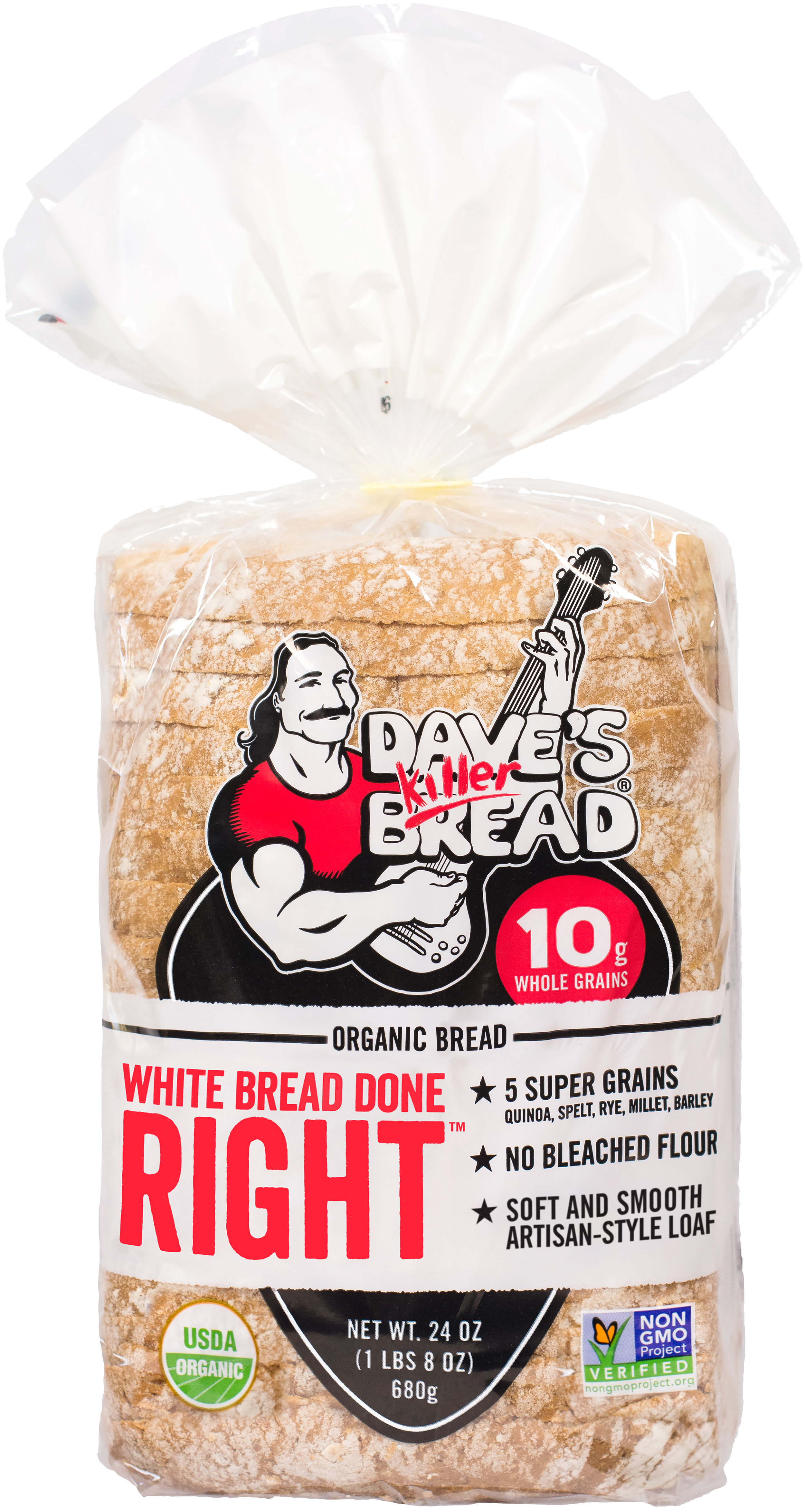 White Bread Done Right®