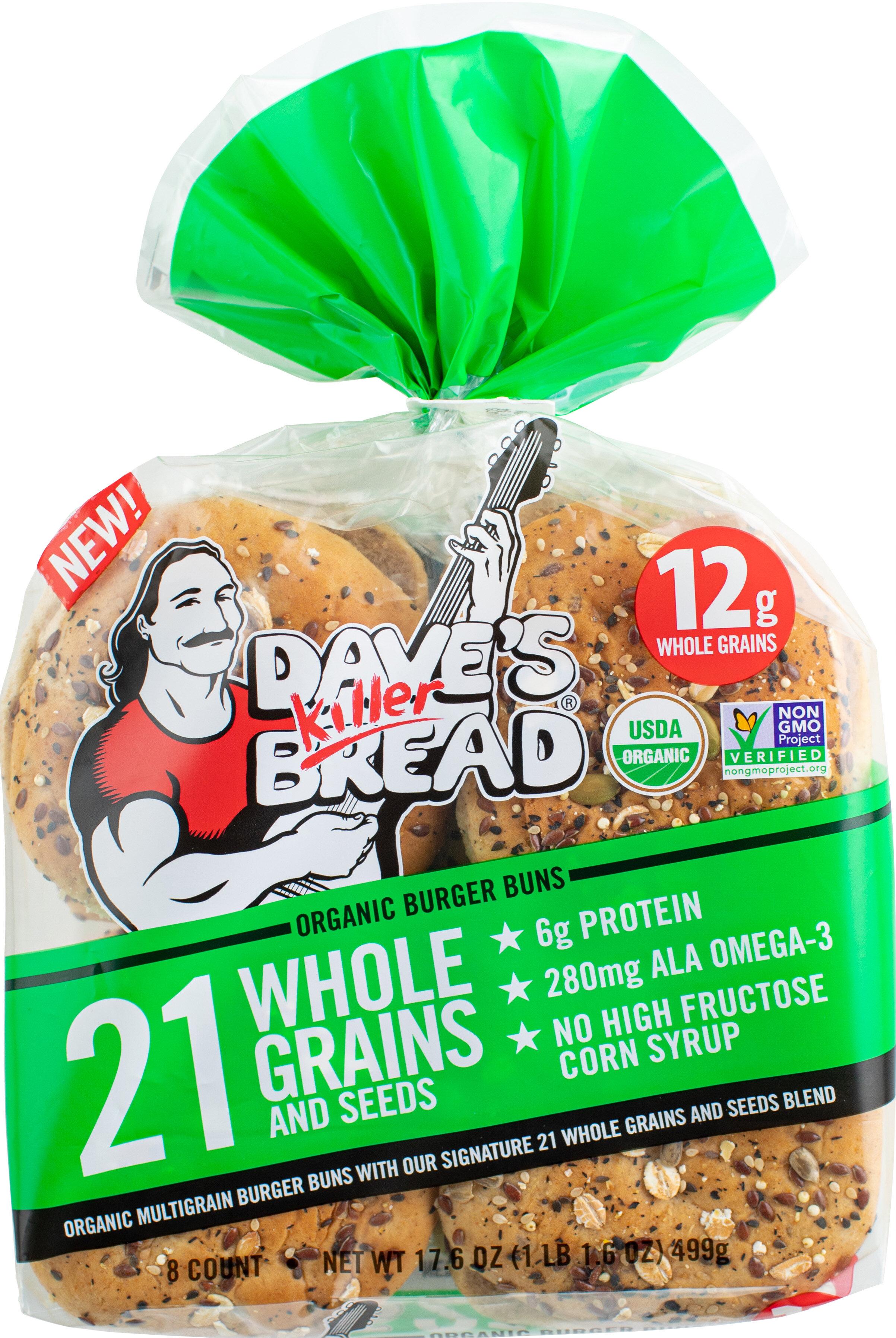 plant based diet daves killer bread