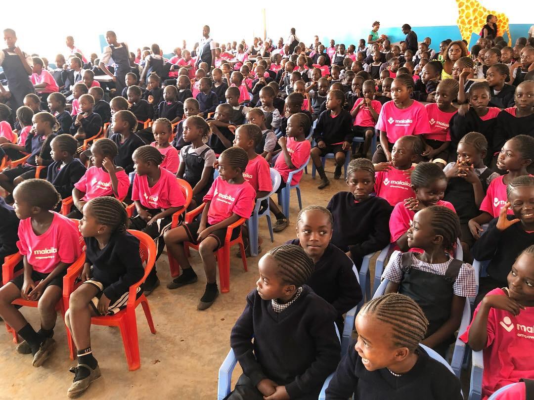マライカ学校 (コンゴ民主共和国)