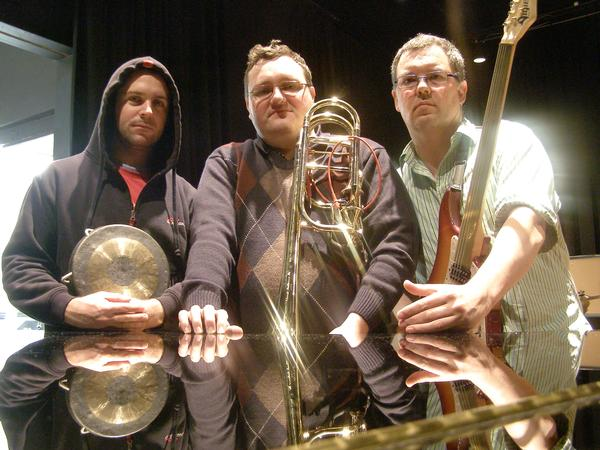 Upcoming release from Kewti.  Engineered and mixed by Myles Mumford  http://australianjazz.net/2012/11/kewti-a-taste-of-adrian-sherriffs-bass-trombone/