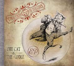 """Tomas Strode and the Tour Guides """"The Cat and the Fiddle"""" EP  Mixed by Myles Mumford  available on bandcamp"""