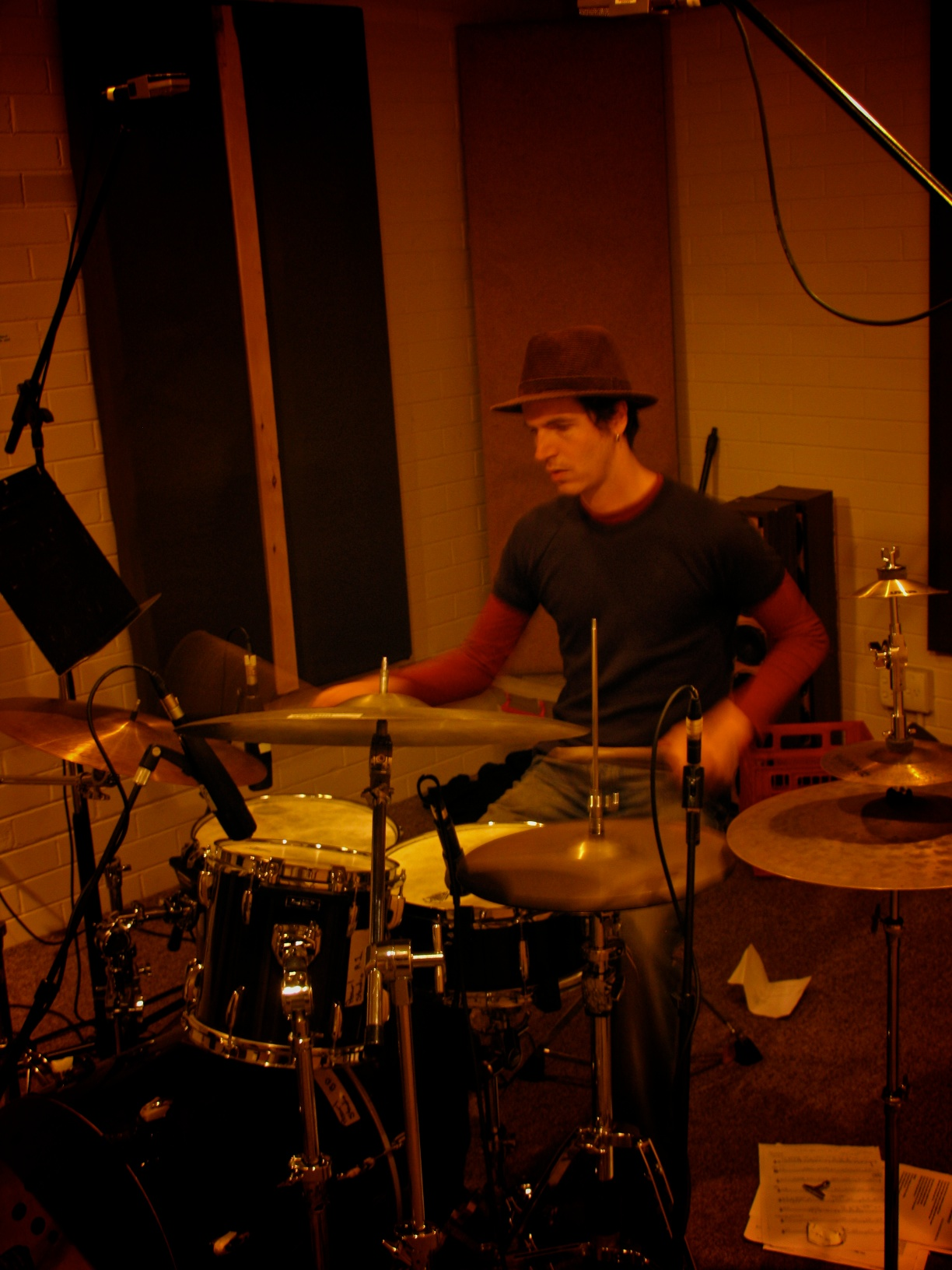 Ben Hendry at Sound Research Studios at VCA.jpg
