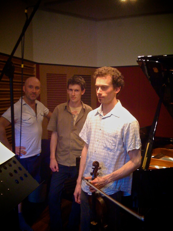 David Chisholm, Peter Dumsday and Aaron Barnden at 3mbs tracking.jpg