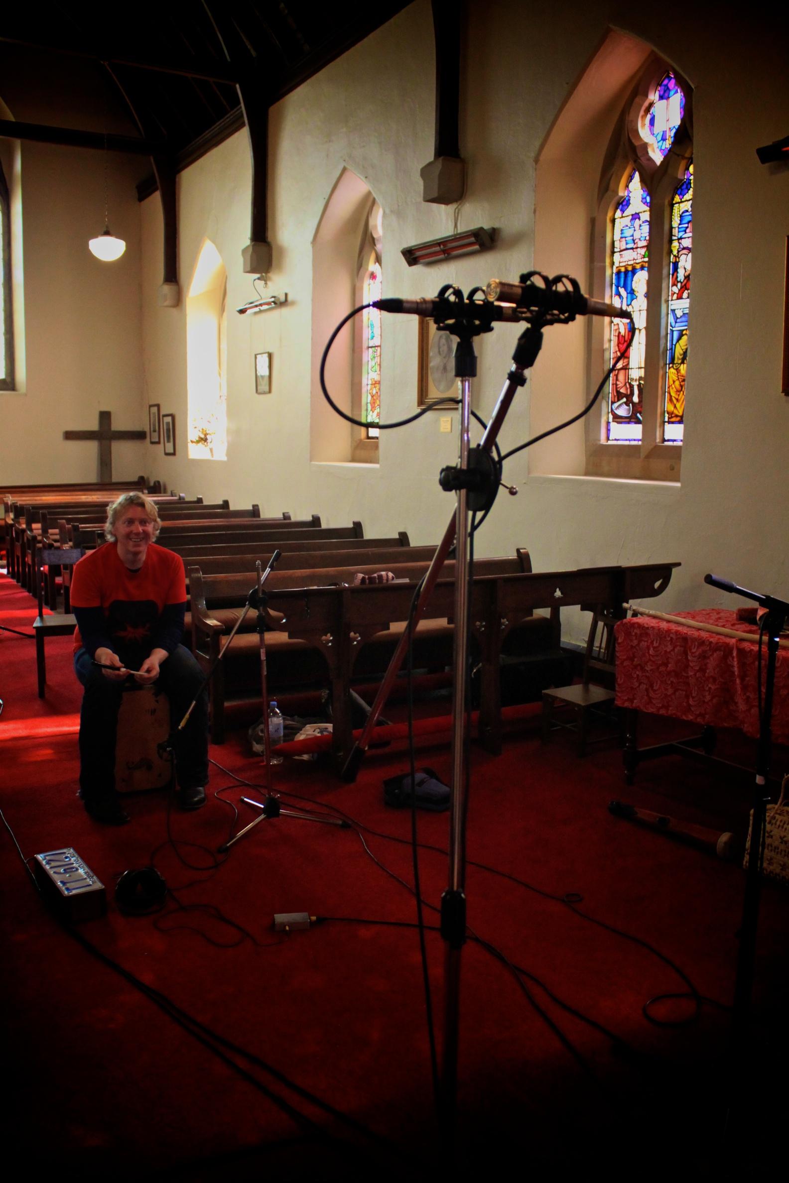 The Chord Wainers somewhere in Tasmania.jpg