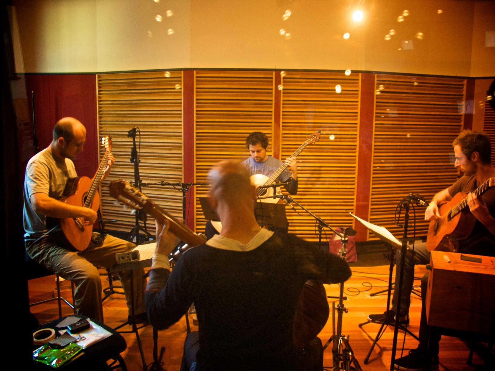 Melbourne Guitar Quartet album 2 (1).jpg