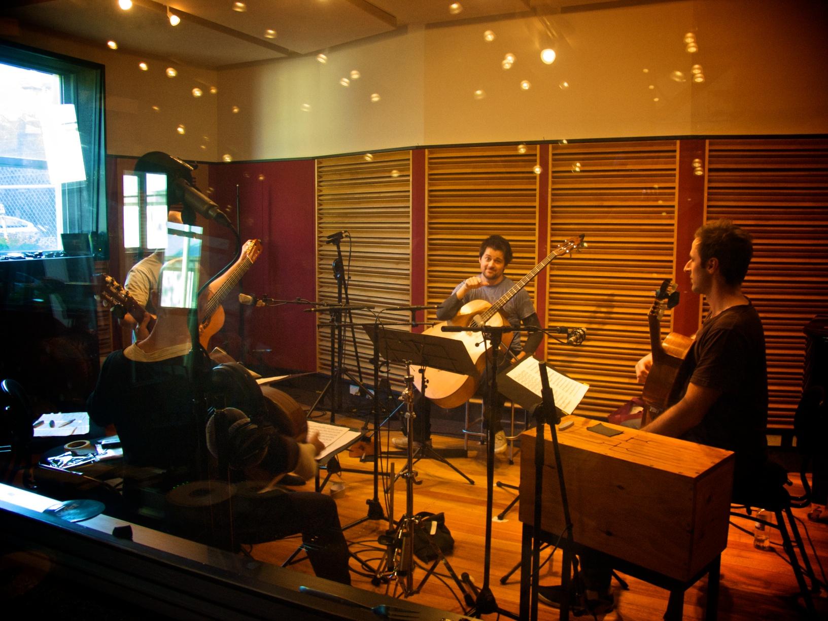 Melbourne Guitar Quartet album 2.jpg