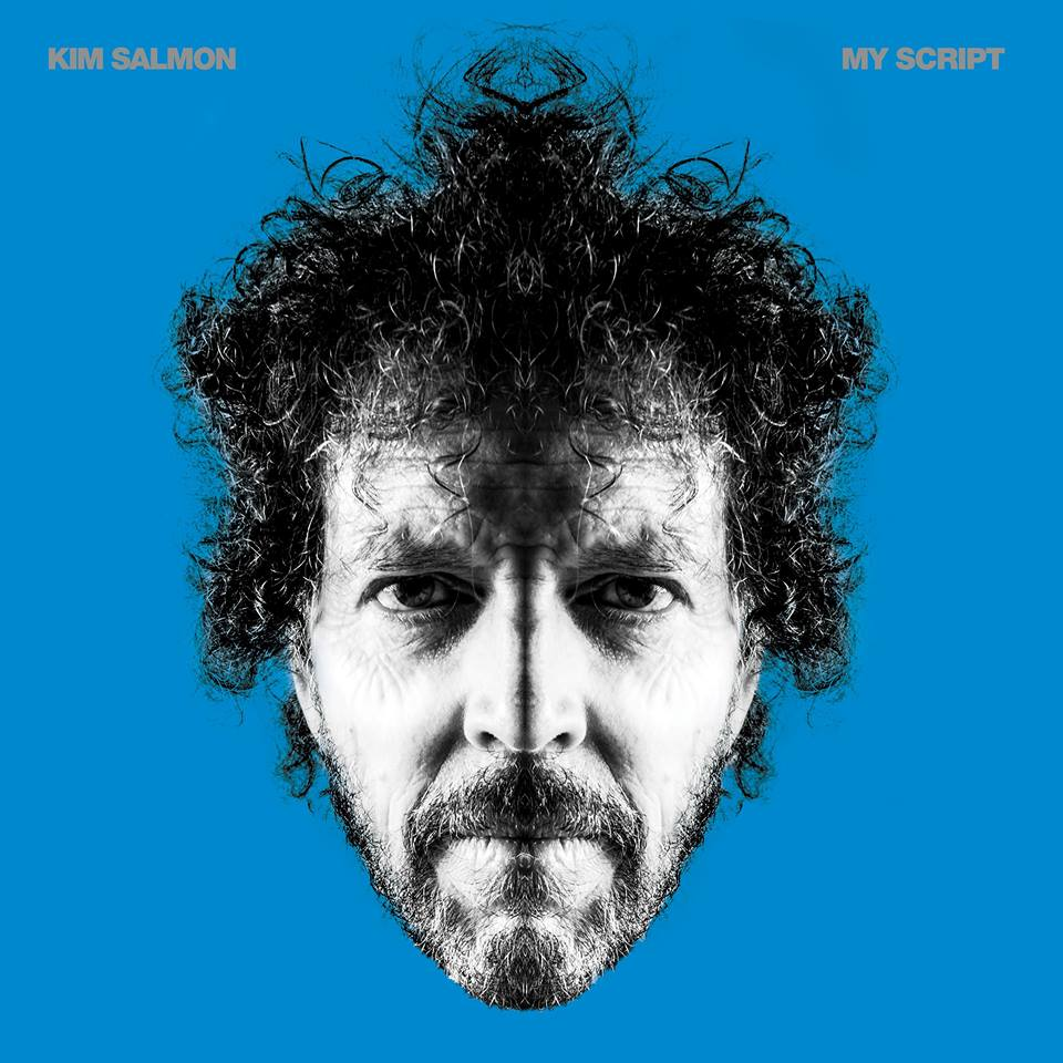 """Kim Salmon's solo double LP """"My Script""""  Produced, mixed and engineered by Myles Mumford"""