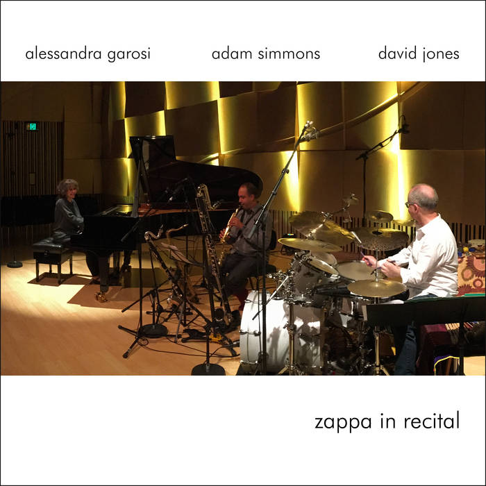 Live recording at the Melbourne Recital Centre  Produced, Engineered, mixed and mastered by Myles Mumford