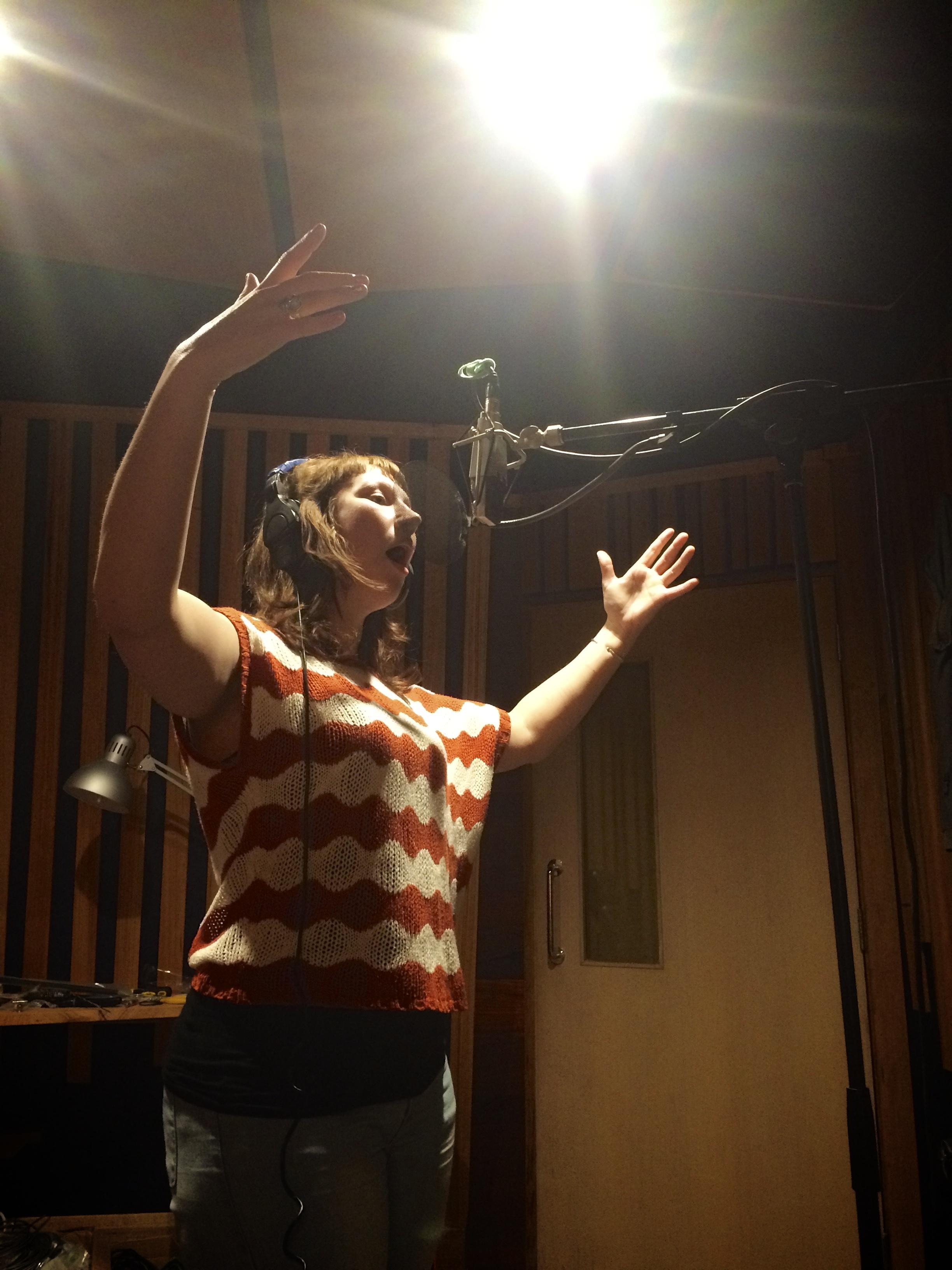 Bek invoking the god of singing.jpg