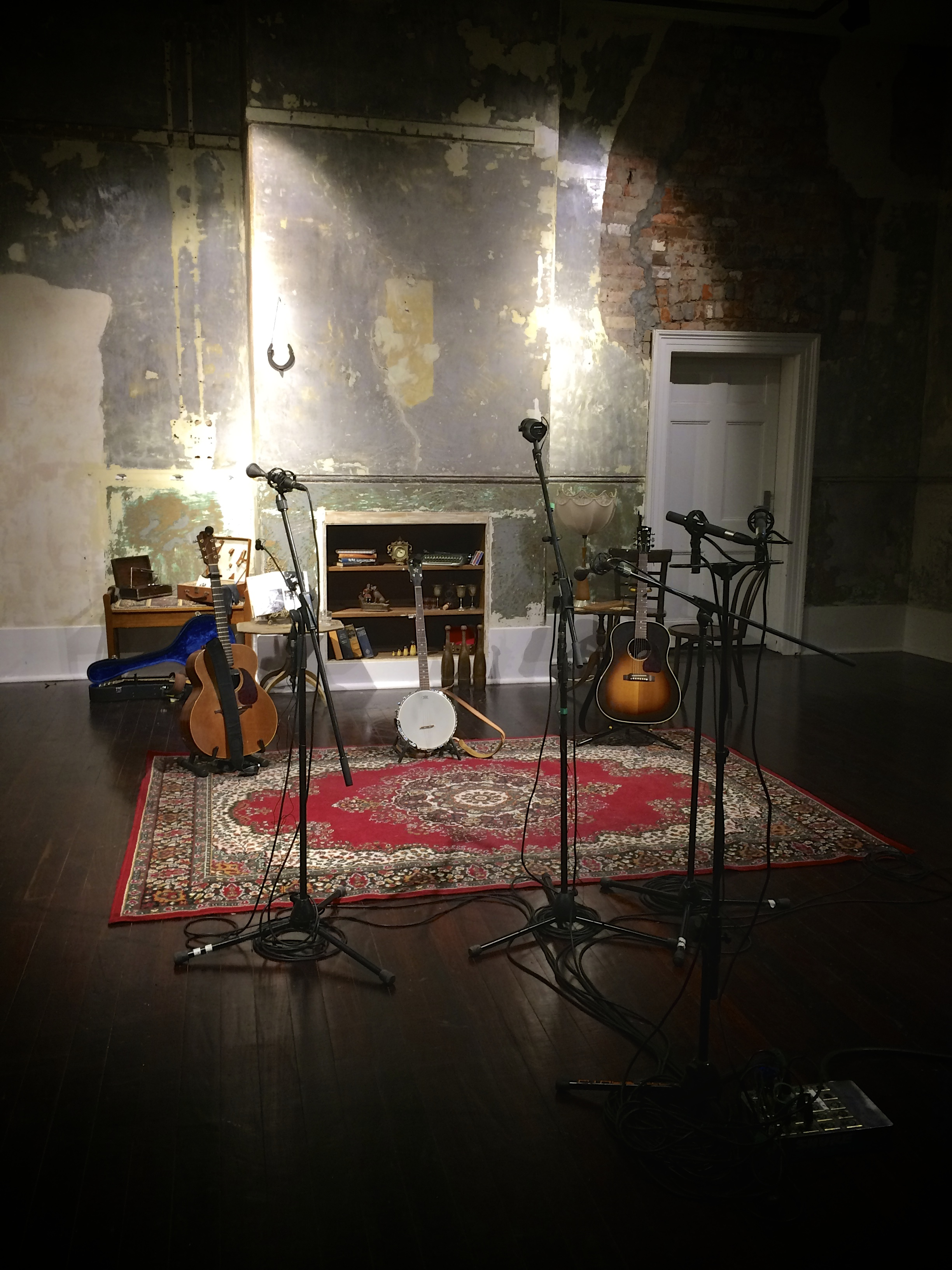 Today's studio, in the Abbotsford Convent.jpg