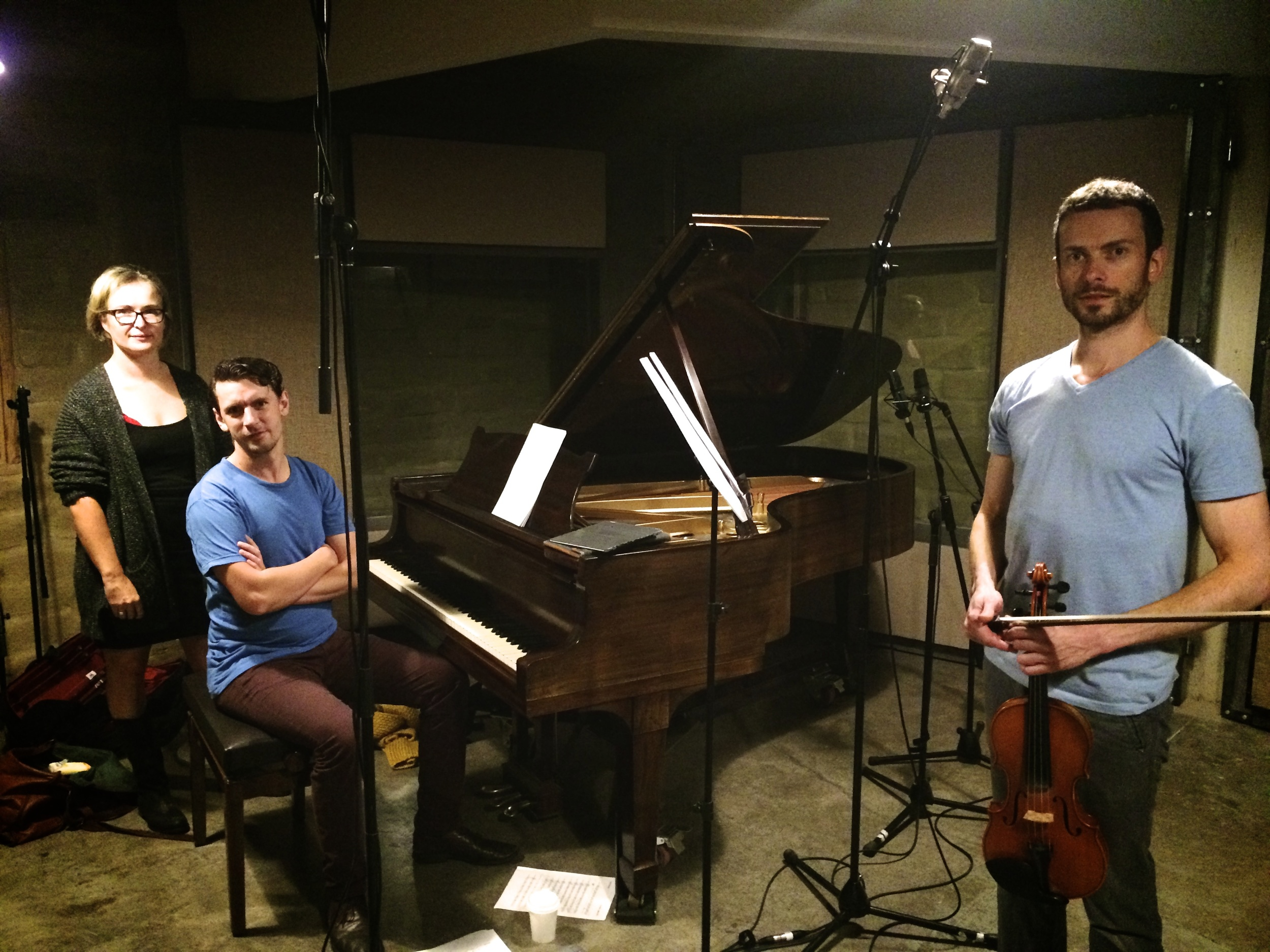 Recording Caerwen's new composition for Piano and Violin.jpg