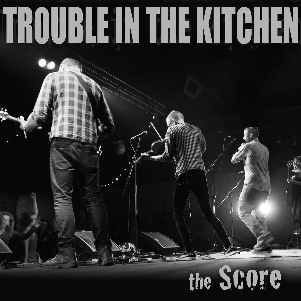 """Trouble in the Kitchen's 20 year anniversary album """"The Score"""". Engineered, mixed and mastered by Myles Mumford"""