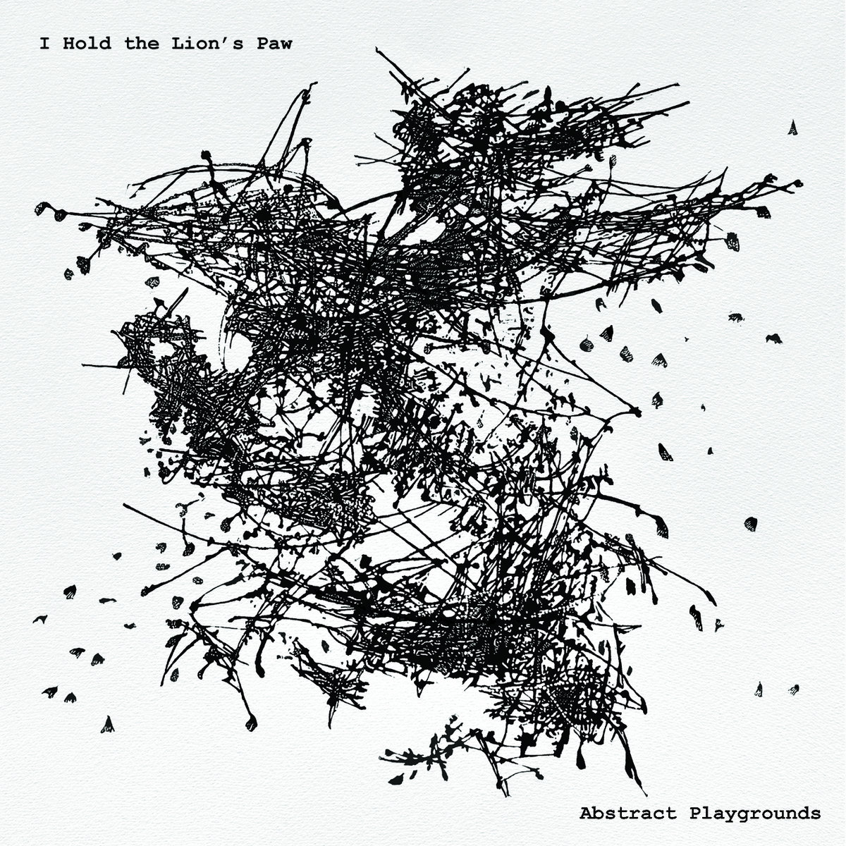 """Stunning jazz album from Reuben Lewis' I hold the lion's paw project """"Abstract Playgrounds"""". Recorded mixed and mastered by Myles Mumford at Rolling Stock Recording Rooms Nominated for 2018 Bell Awards """"Best Ensemble"""""""