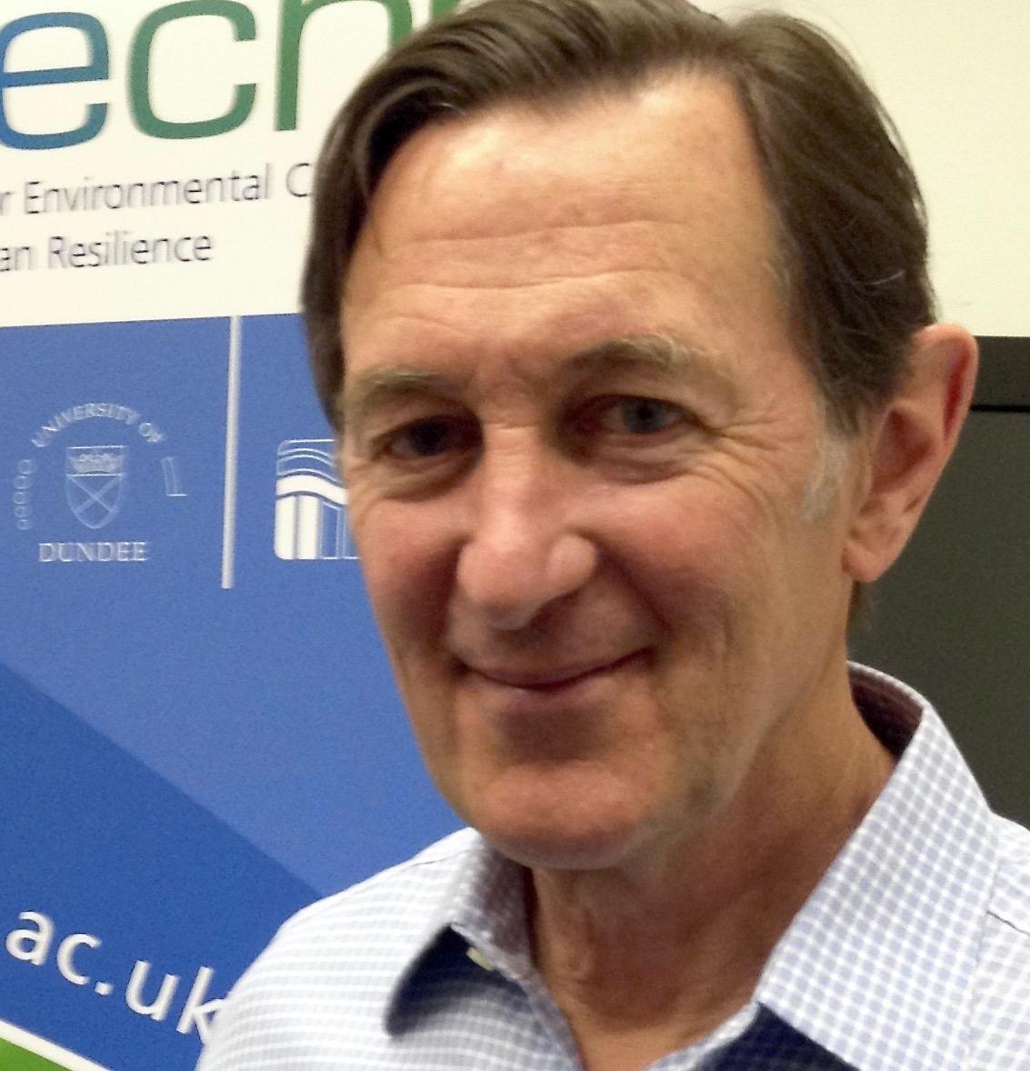 Reed Huppman   Geomorphologist