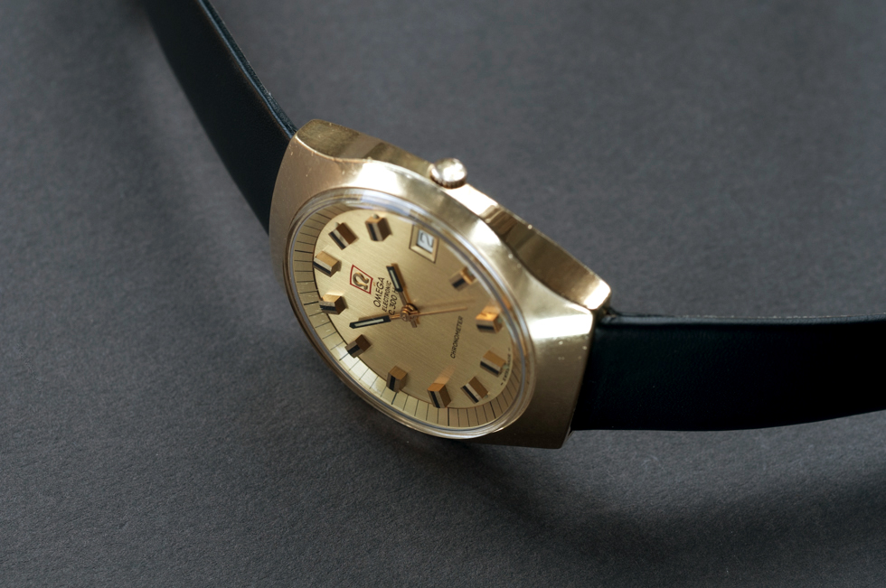 Omega f300HZ Chronometer cal 1250