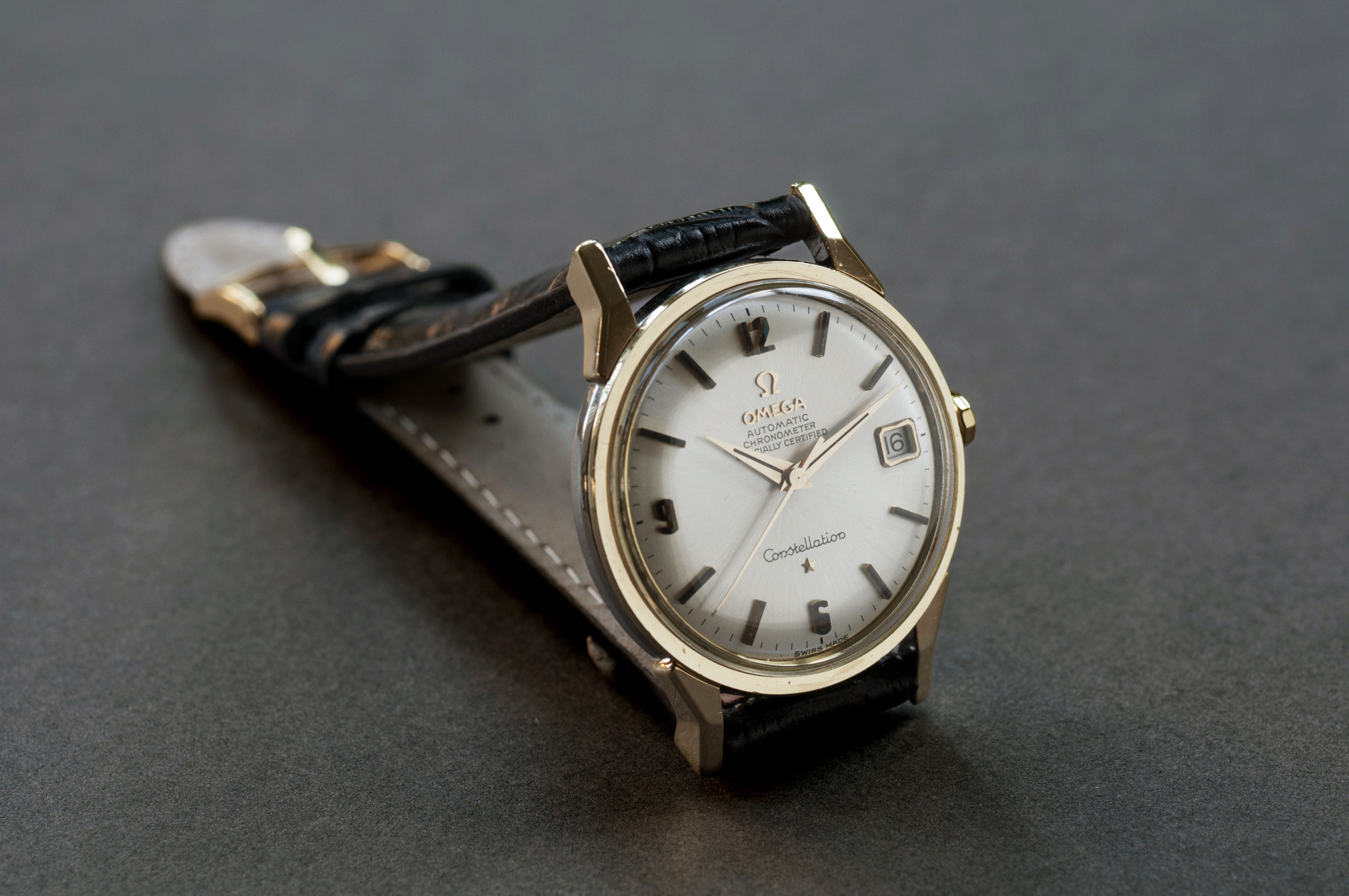 Omega Constellation 168.0005