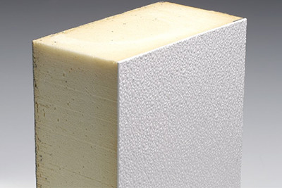 Isolasjon - Høgtrykkskumma polyuretan, ca.40 kg/m³,som tilfredsstiller gjeldande miljøkrav.