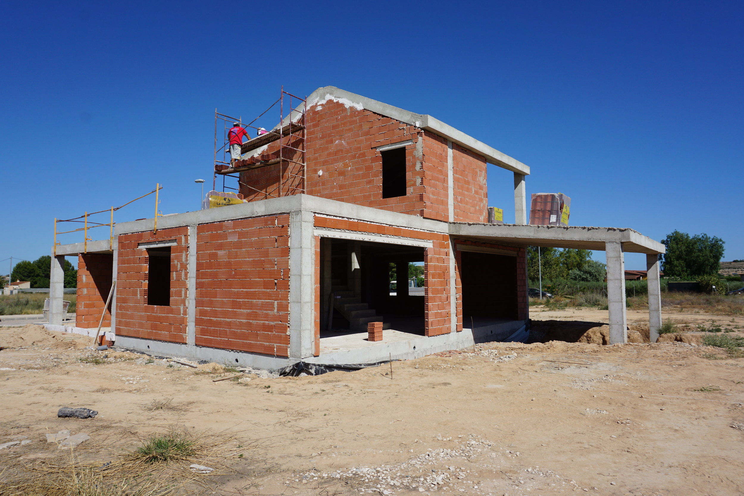New Build - Building your home doesn't have to be stressful and complicated, a good architect and building team is our speciality here at Sparq.