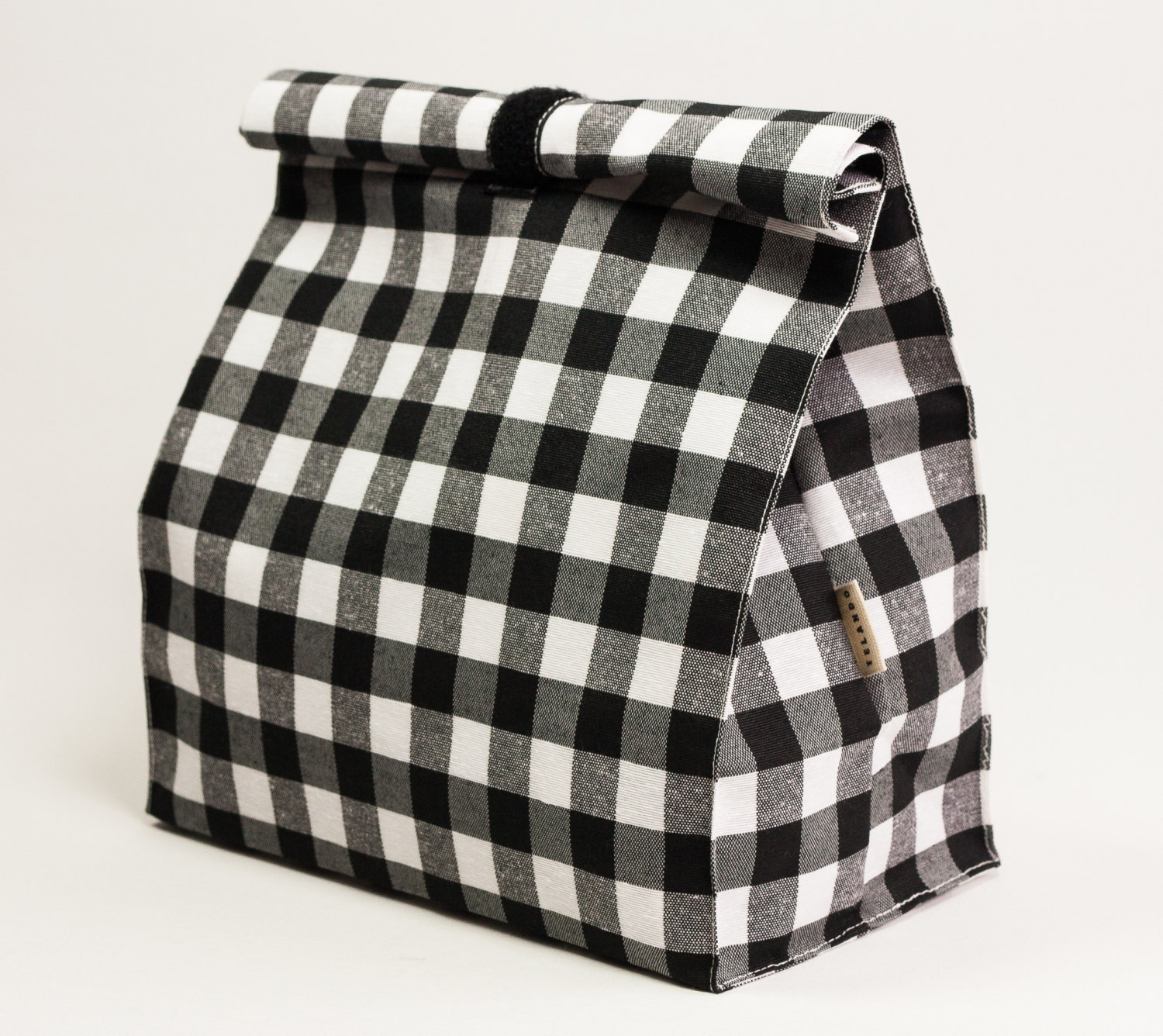 Buffalo Plaid Lunch Box
