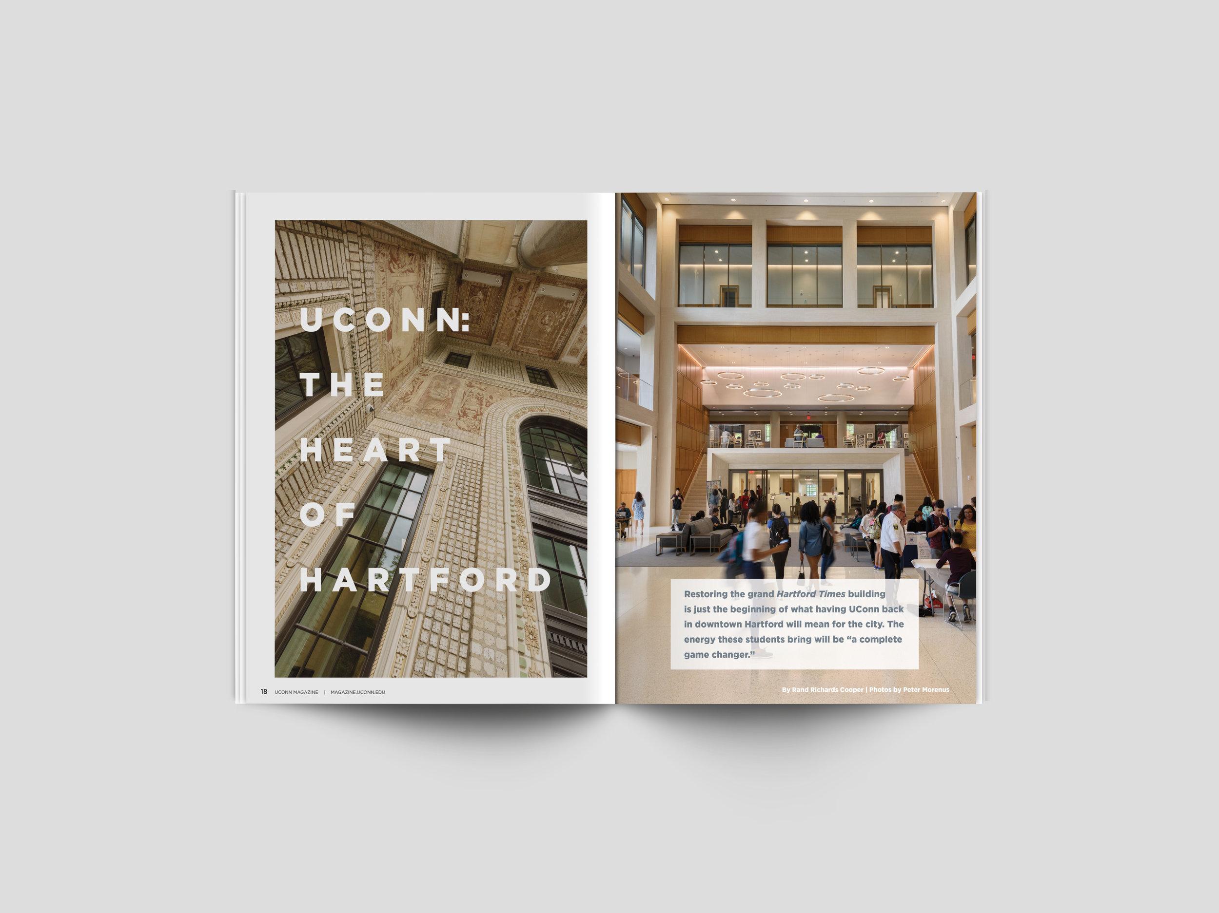 UConn: The Heart of Hartford – Summer 2017