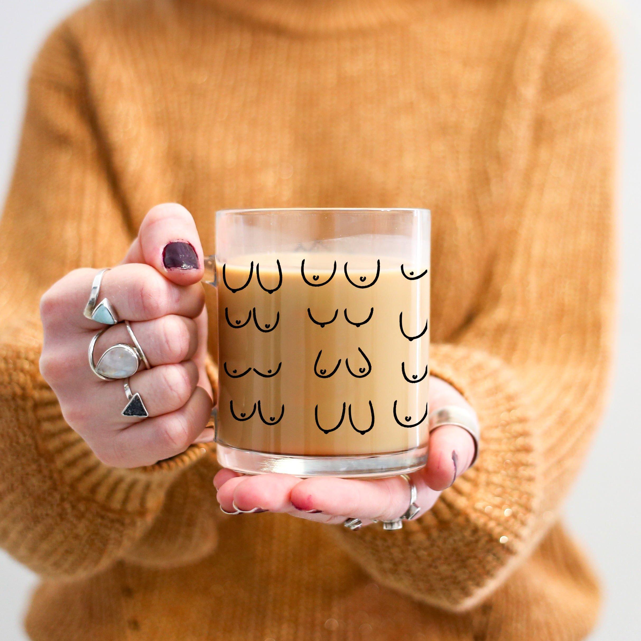 Free The Nipple Mug