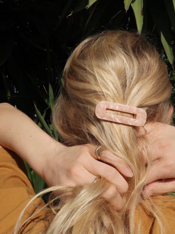 Resin Hairclip