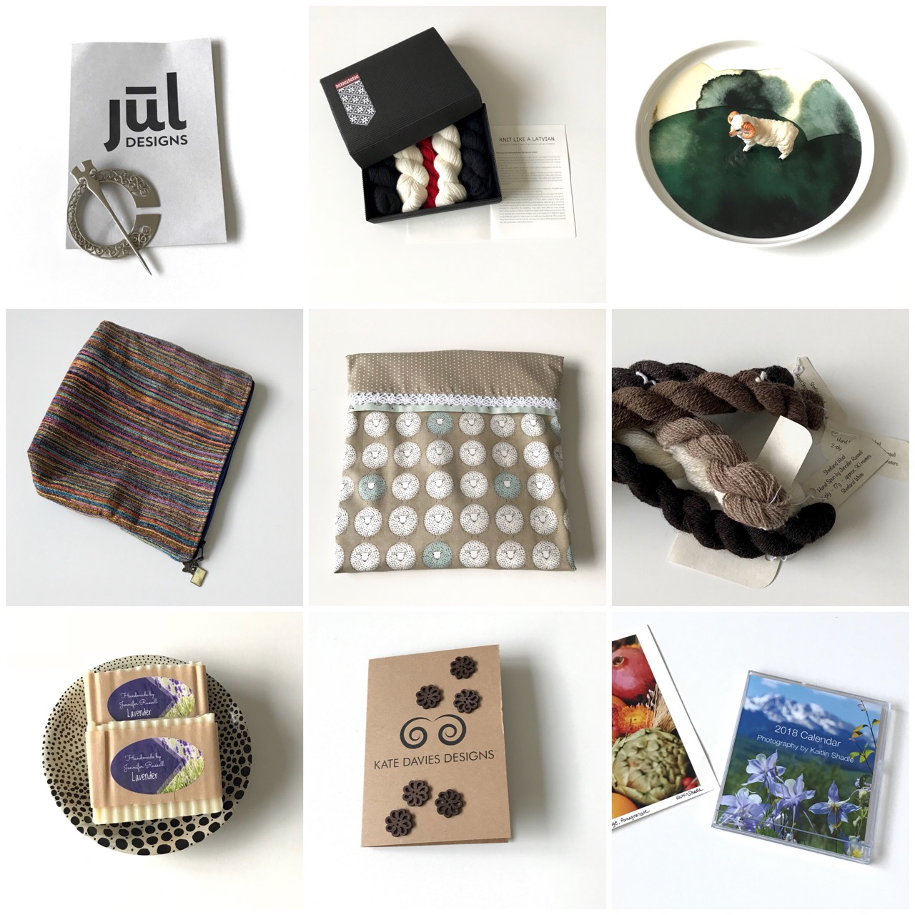 Thoughtful : carefully chosen : hand made : days to open :Overwhelmed!