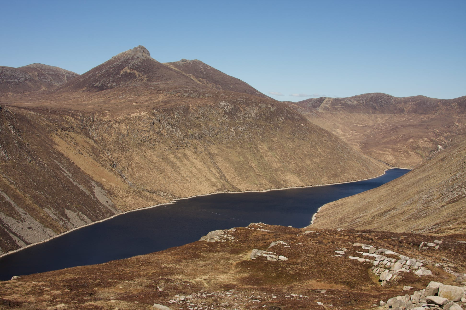 Ben Crom : Silent Valley Reservoir