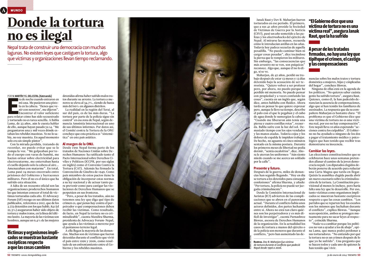 Revista Tiempo