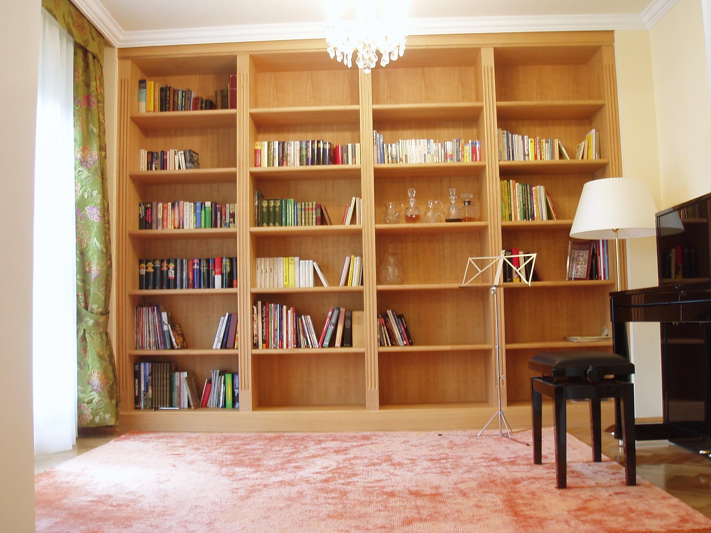 Tischlerei Bibliothek sestak P1010008.JPG