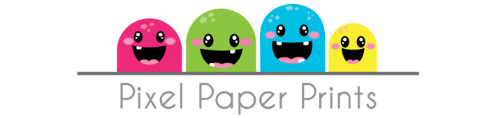 Graphics by Pixel Paper Prints at Mygrafico.com