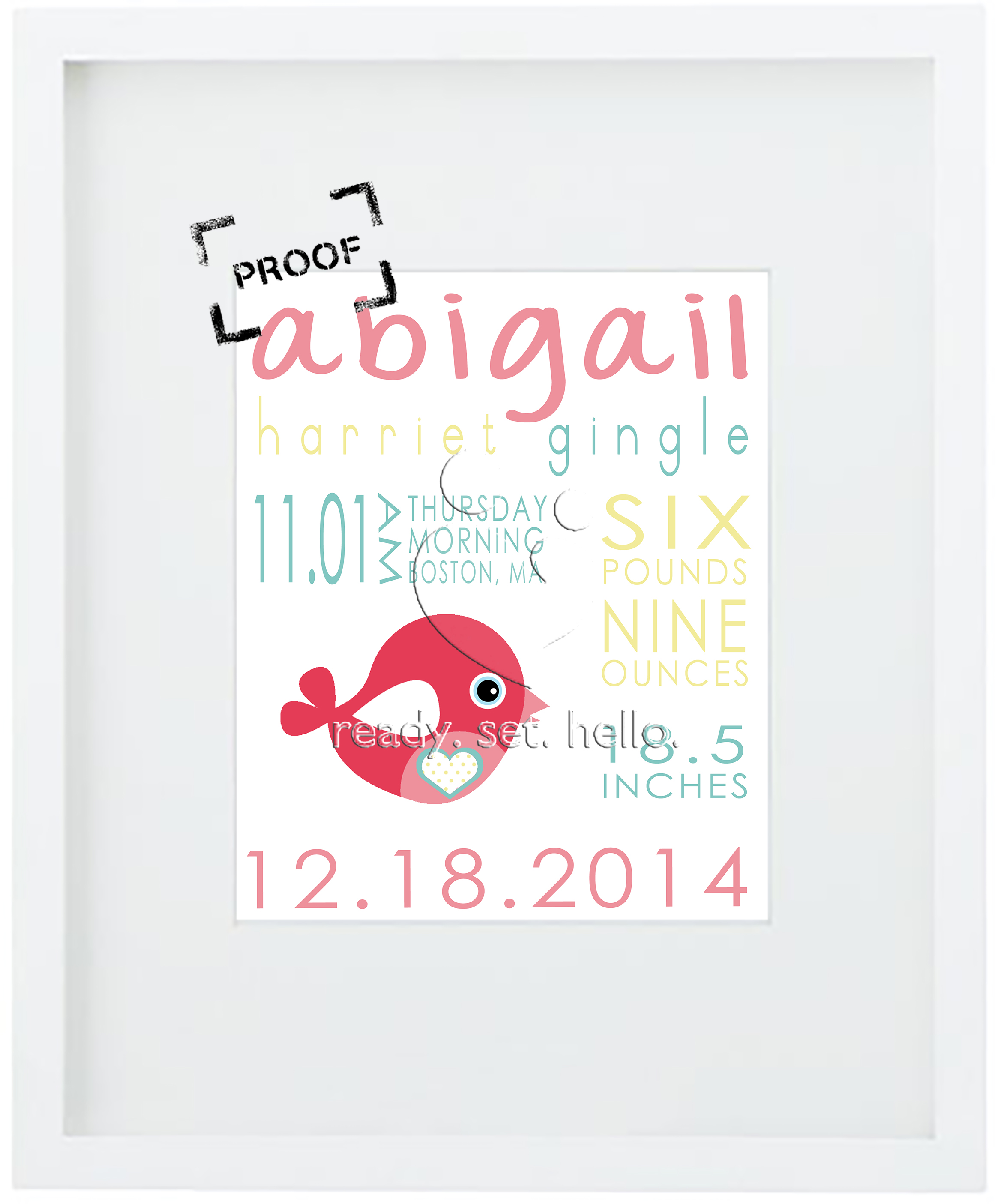 hello. Abigail PROOF 1