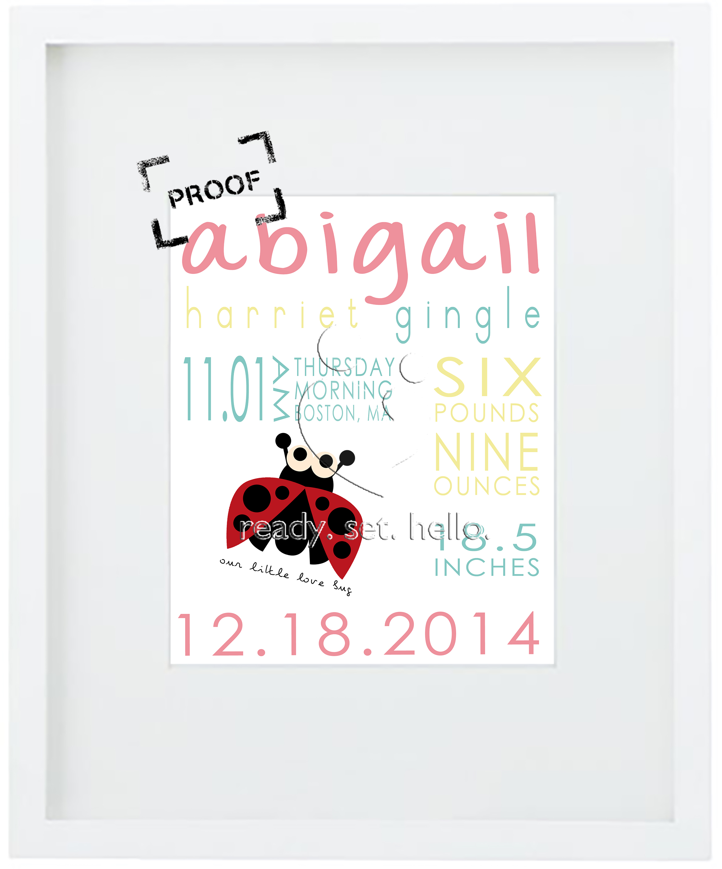 hello. Abigail PROOF 2