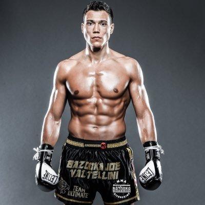 Bazooka Joe Valtellini - Glory Kickboxing World Champion