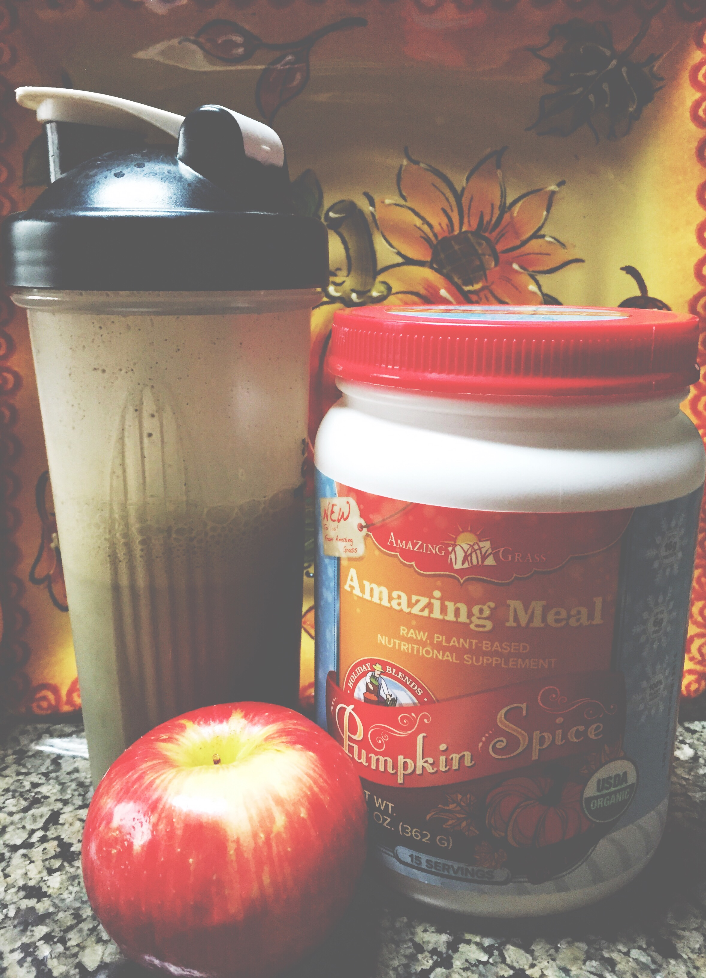 Amazing Grass Pumpkin Spice Amazing Meal | YES! Nutrition