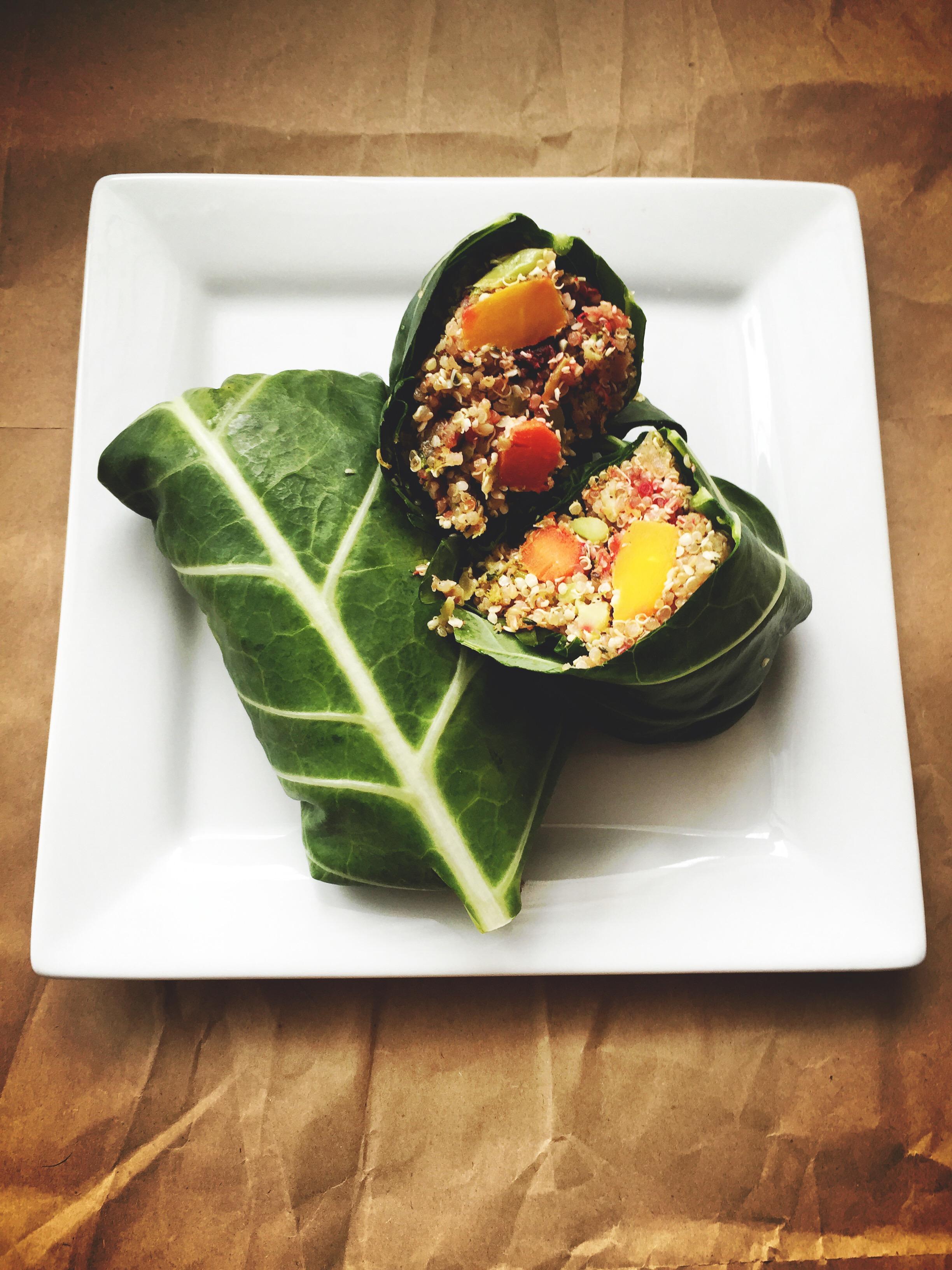 BroccoLeaf Wrap | YES! Nutrition, LLC