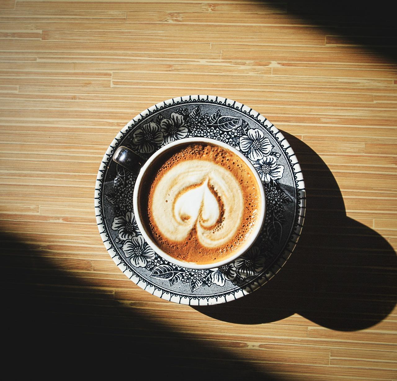 Healthy Dessert Worthy Coffee | YES! Nutrition, LLC | Tori Holthaus, MS, RDN, LD