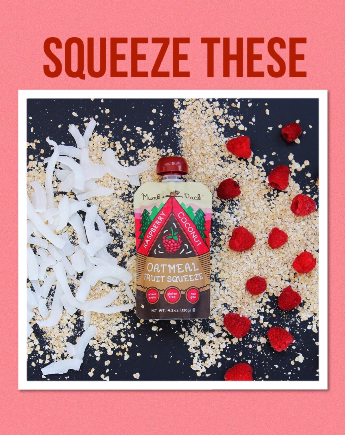 Squeeze These: Munk Packs!   Expo West Trends   YES! Nutrition, LLC   Tori Holthaus, MS, RDN, LD