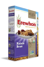 Erewhon Raisin Bran Cereal | YES! Nutrition, LLC