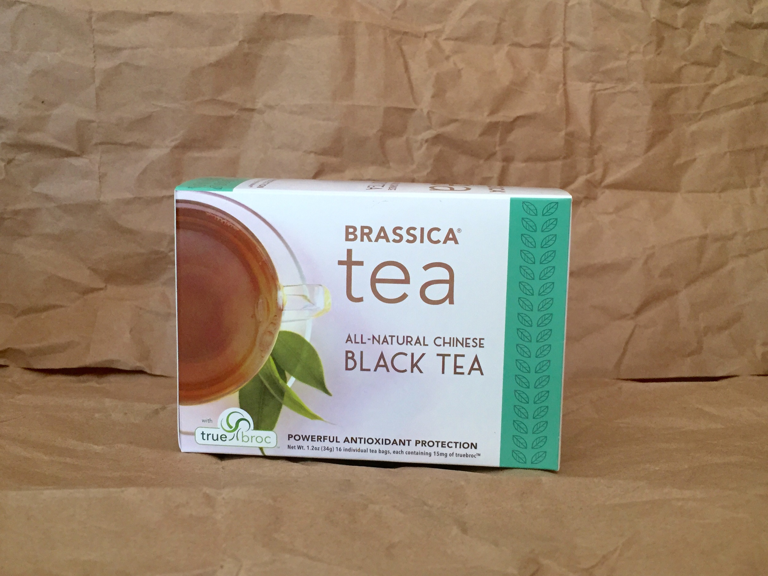 BRASSICA TEA WITH TRUEBROC | TOP 10 NUTRITION NAME OH NO YOU DIDN'TS | YES! NUTRITION, LLC