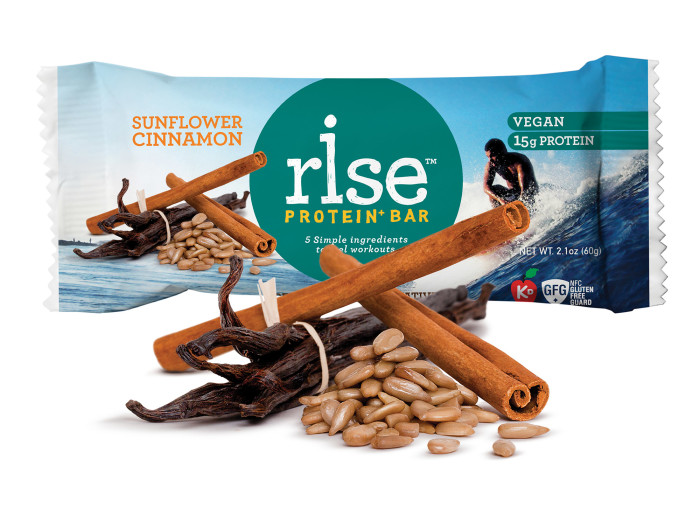 SUNFLOWER CINNAMON RISE BARS
