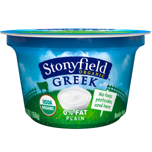 PICKING A HEALTHY YOGURT | STONYFIELD ORGANIC GREEK YOGURT | YES! NUTRITION, LLC