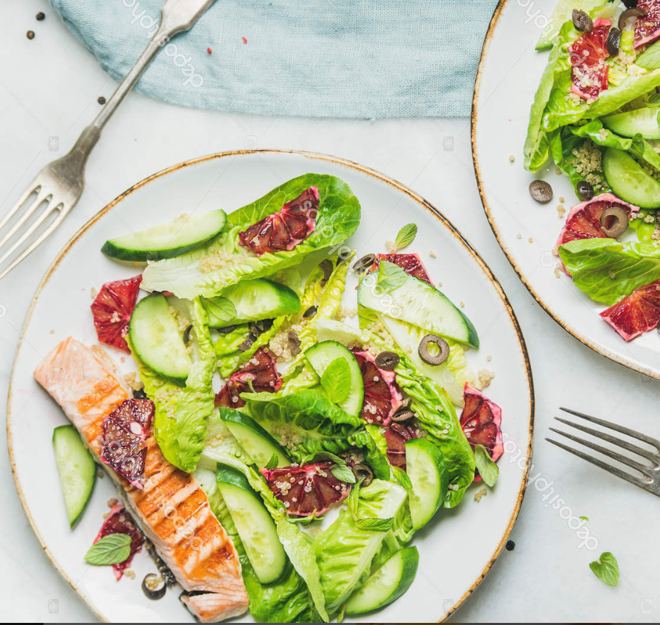 Flexible Whole Foods Healthy Meal Plan