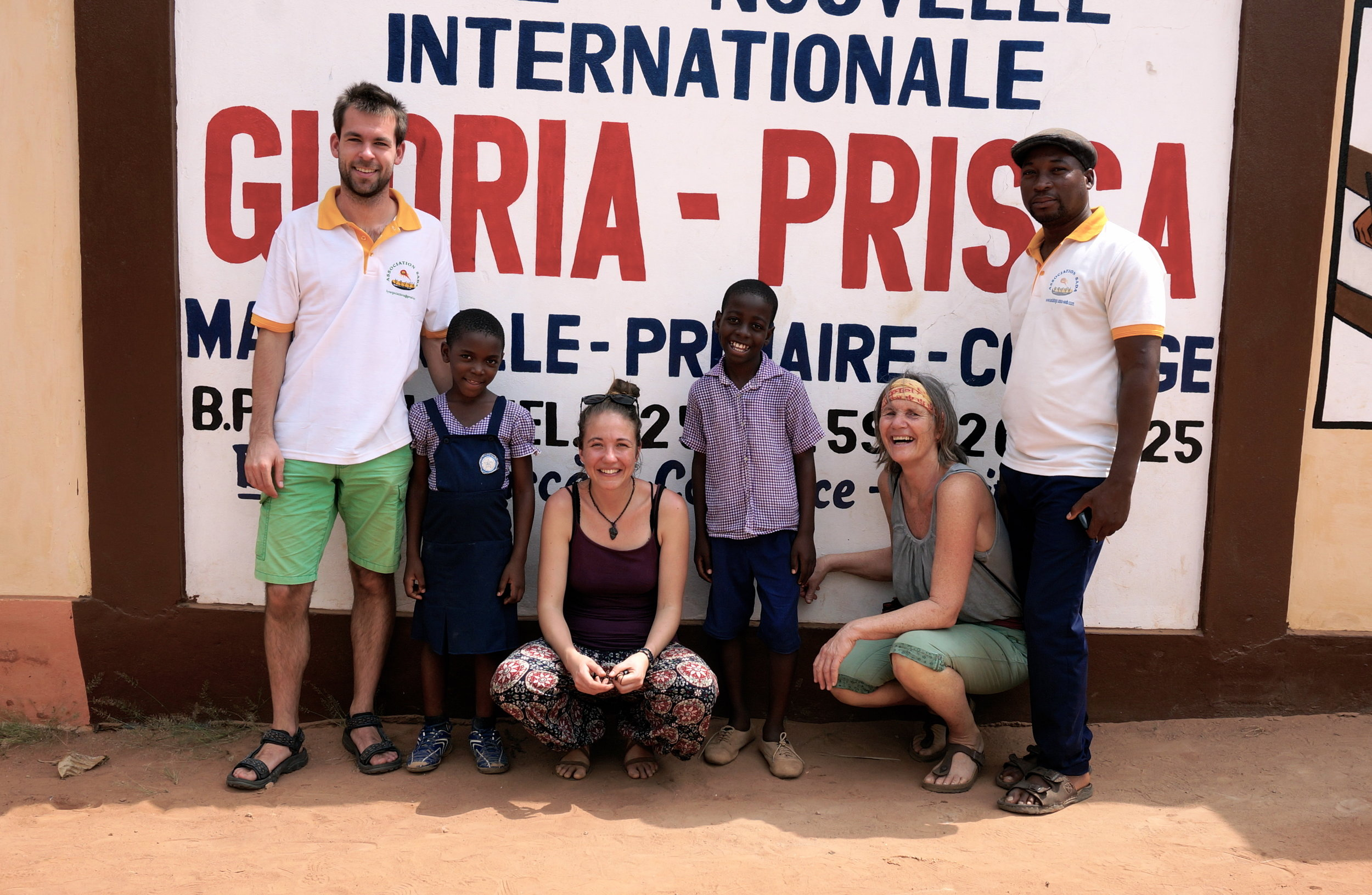 Besuch fabelhaftewelt in togo