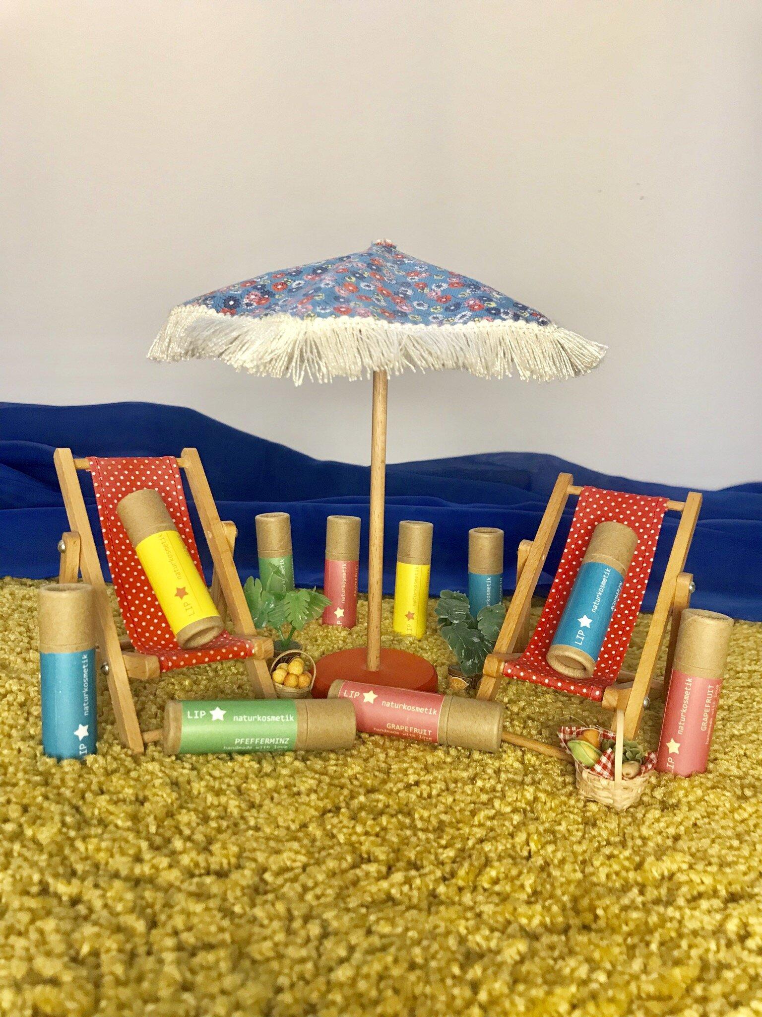 wenn die Herbstbrise am Strande weht - der LipStar mit neuer Kartonverpackung und edlem Inhalt