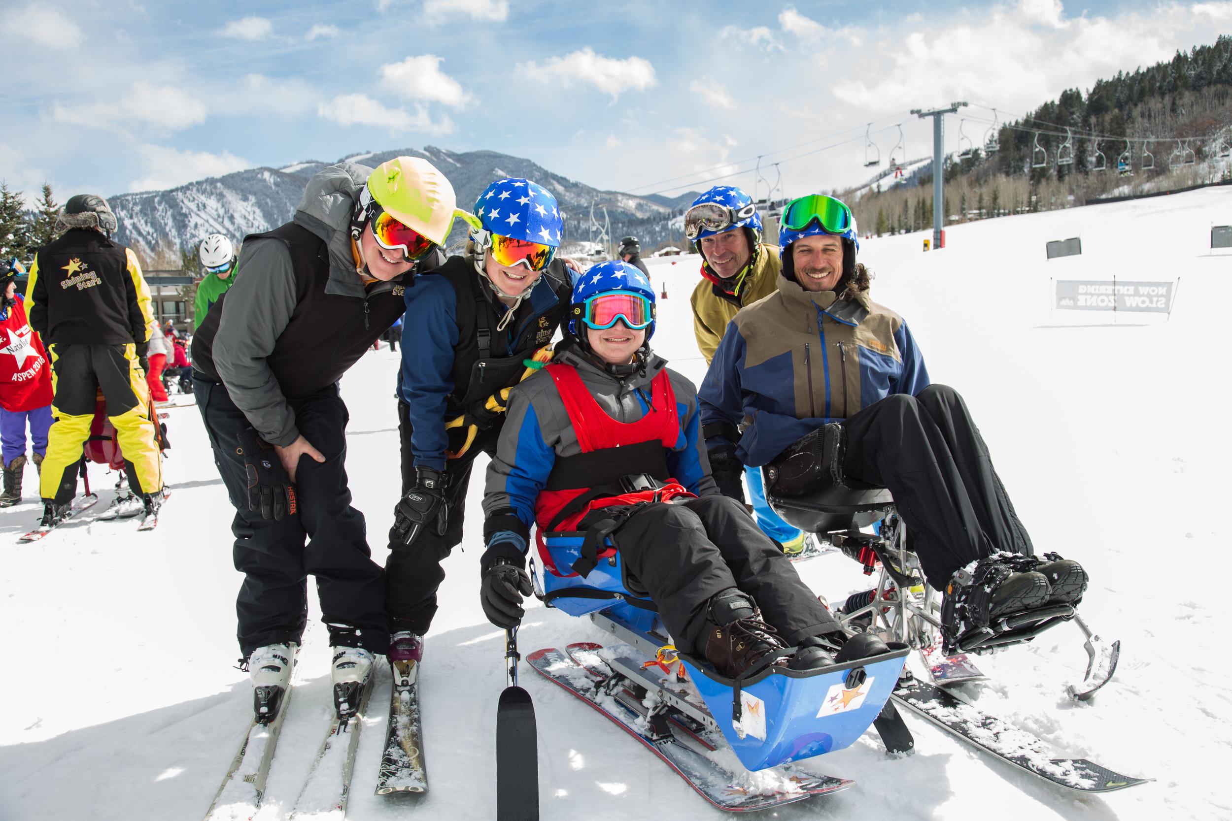 2016 Aspen Winter Games pt. 1