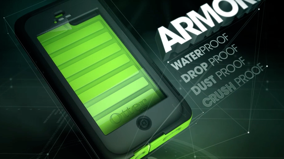 The Armor Series by OtterBox